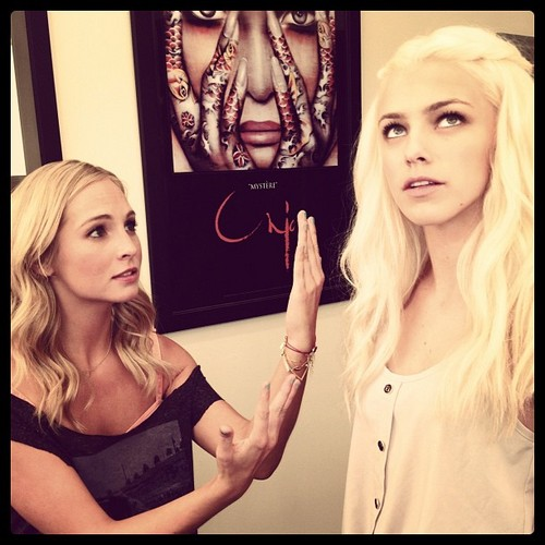 New Twitter pic. - candice-accola Photo
