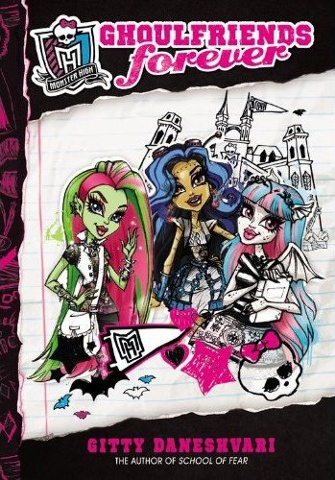 New monster high book - monster-high Photo