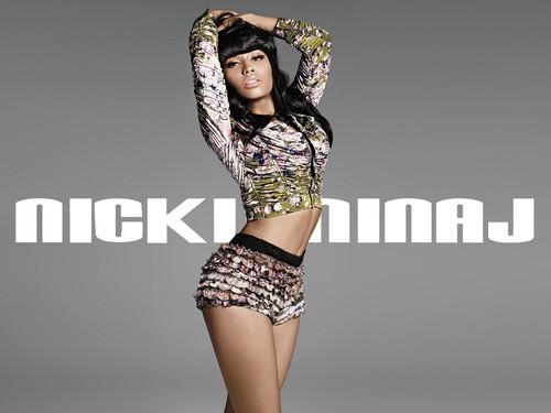 Nicki MInage :P