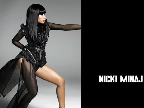 Nicki Minaj :P