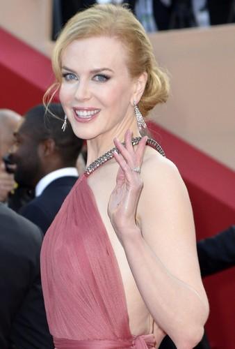Nicole Kidman - Cannes Film Festival 2012