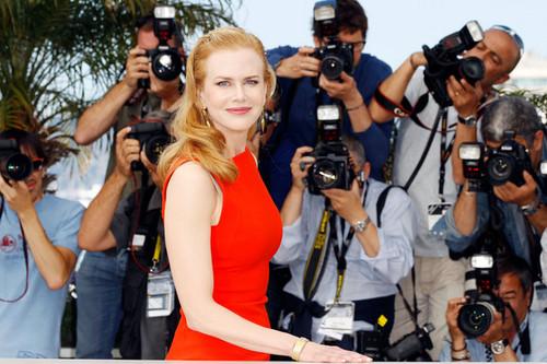 Pelakon wanita kertas dinding entitled Nicole Kidman - Cannes Film Festival 2012