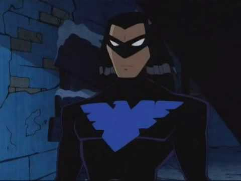 Teen Titans vs. Young Justice Обои titled Nightwing