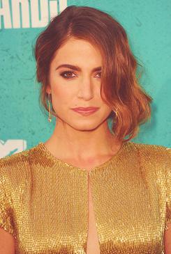 Nikki Reed - mtv Movie Awards 2012