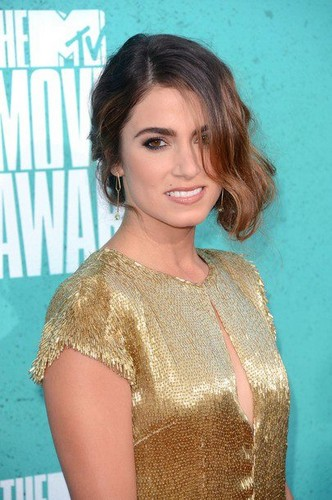 Nikki at the MTV Movie Awards 2012
