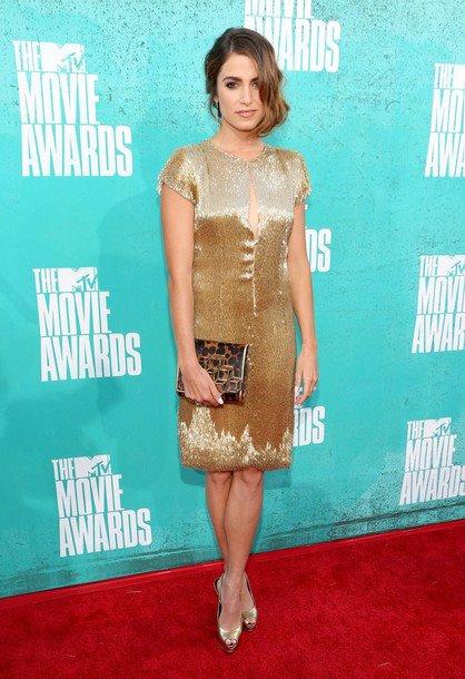 Nikki at the एमटीवी Movie Awards 2012