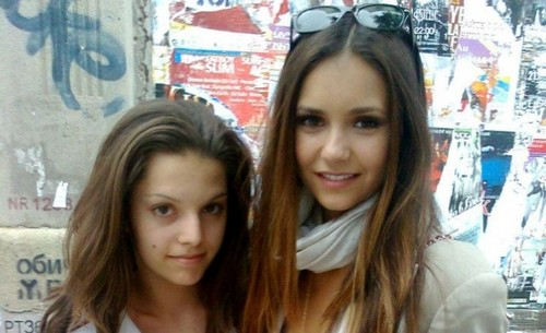 Nina Dobrev in Sofia, Bulgaria - nina-dobrev Photo