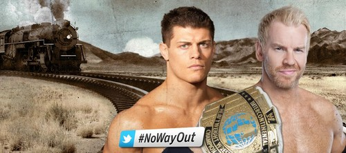 No Way Out:Christian vs Cody Rhodes