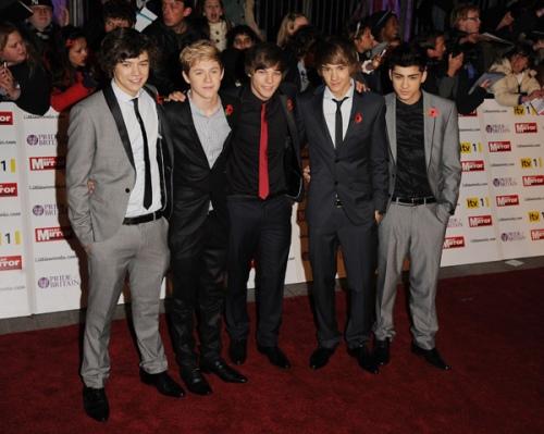 November 8th 2010 - Pride Of Britain Awards