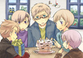 Now another birthday picture.:U - my-hetalia-family-rp photo