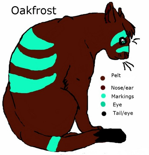 Oakfrost (Character/Story Cover)
