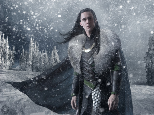 On course... - loki-thor-2011 Fan Art