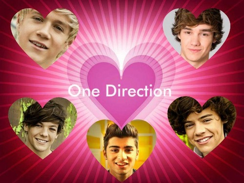 One Direction Collage