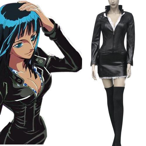 One Piece Nico Robin Cosplay Costume