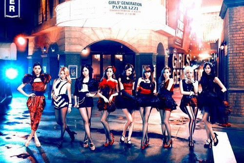 Paparazzi Official Photos - girls-generation-snsd Photo