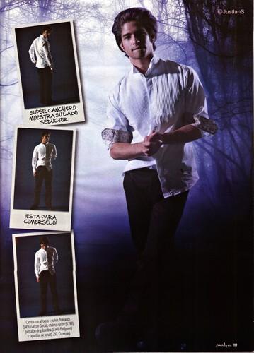 Para Teens Magazine, Argentina - Aug 2011