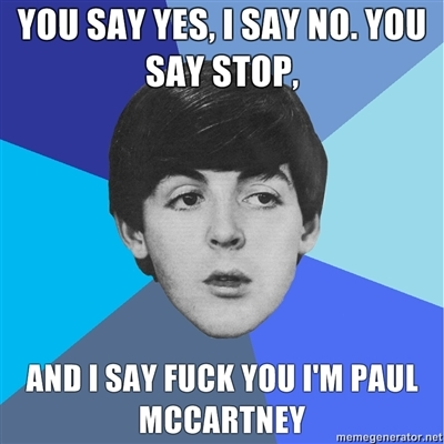 Paul  McCartney - im-a-loser Photo