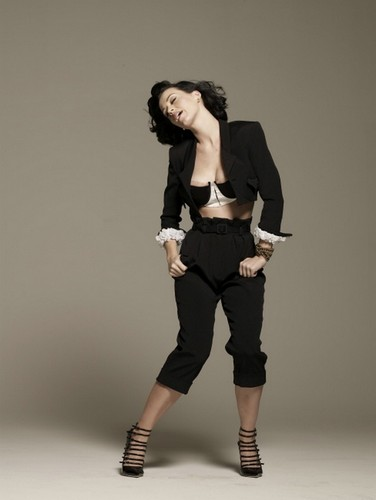 Katy Perry wallpaper containing a legging, hosiery, and a well dressed person titled Photoshoot By Cliff Watts