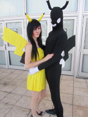 Pikachu game and watch & Pikachu girl
