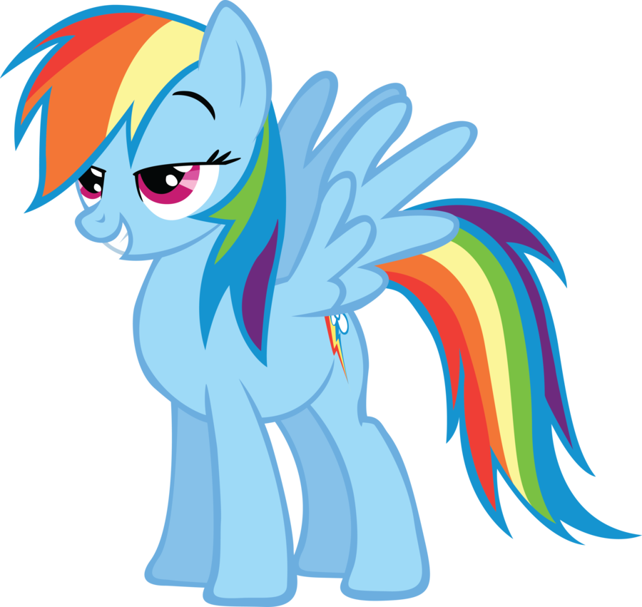 my little pony rainbow dash sexy