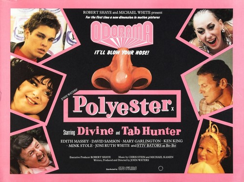 Polyester Posters Lobbycards
