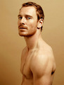 Portrait of Michael Fassbender for Time Magazine and Mood Magazine - michael-fassbender photo