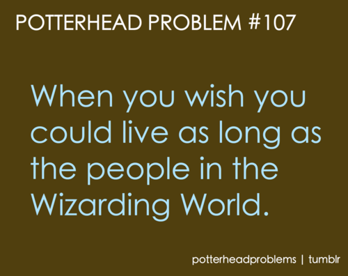 Potterhead problems 101-120