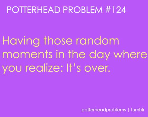 Potterhead problems 121-140