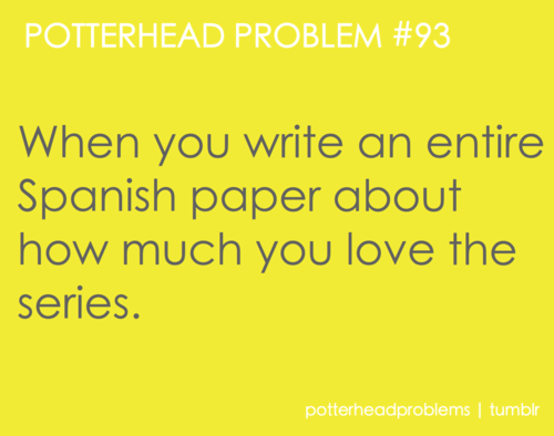 Potterhead problems 81-100