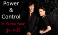 Power and Control = Sherlock and Irene  - sherlock-and-irene-bbc fan art