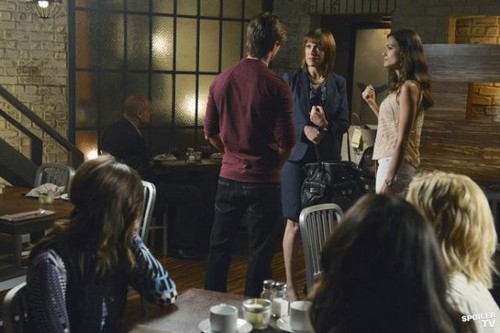 Pretty Little Liars - Episode 3.04 - Birds of A Feather - Promotional 写真