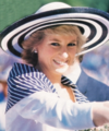 Princess Diana (She looks beautiful in this picture)