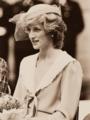 Princess Diana in Canada 1983