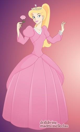 Princess 茉莉, 茉莉花 (humanized)