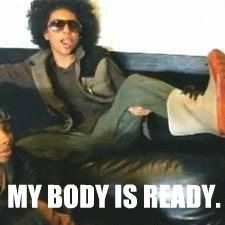 Princeton Looking like your ready yep ha ha ha lol!!! - princeton-mindless-behavior Photo