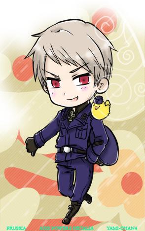 Prussia Spam!!!