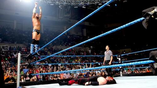 Punk vs Kane for the डब्ल्यू डब्ल्यू ई Championship