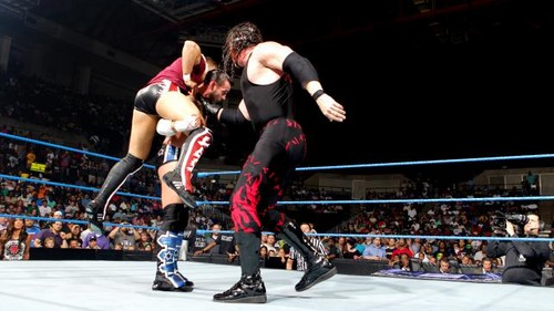 Punk vs Kane for the WWE Championship