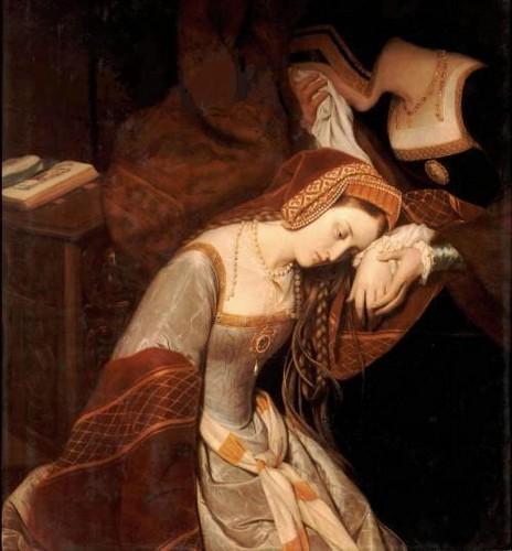 クイーン Anne Boleyn