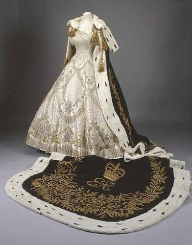 Queen Elizabeth II's Coronation Ensemble