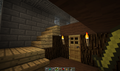 RE 1 Back Stairwell - minecraft photo