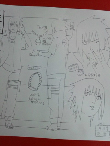 ROAD TO NINJA - naruto-shippuuden Photo