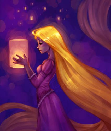 Rapunzel!!!