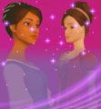 Renee and Blair (12DP) - barbie-movies fan art