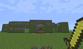 Resident Evil Mansion Exterior - minecraft photo
