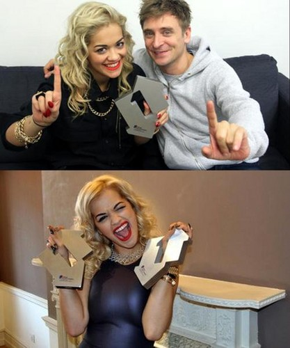 Rita Ora wallpaper probably containing a sign titled Rita Ora