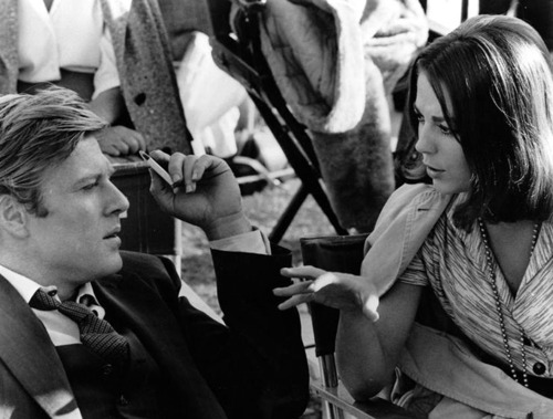 Robert and the late Natalie Wood
