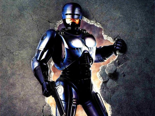 Robocop wallpaper possibly with a breastplate and an armor plate titled Robocop