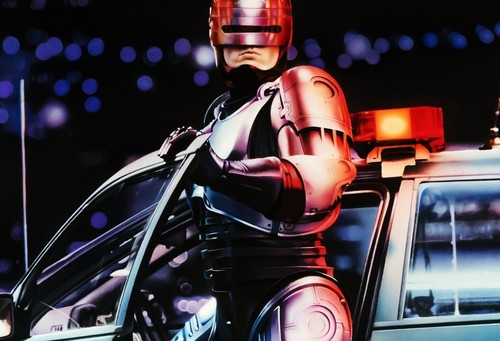 Robocop wallpaper titled Robocop