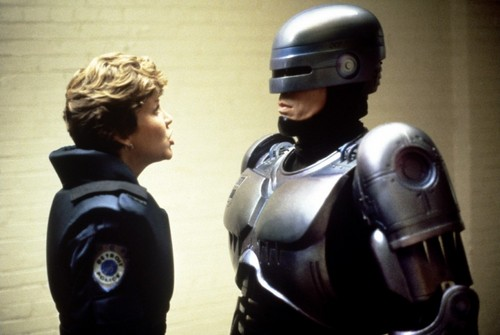 Robocop wallpaper containing a breastplate, an armor plate, and a fauld called Robocop